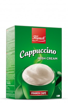Franck Cappuccino Irish cream