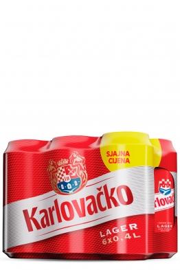 Karlovačko 6 pack