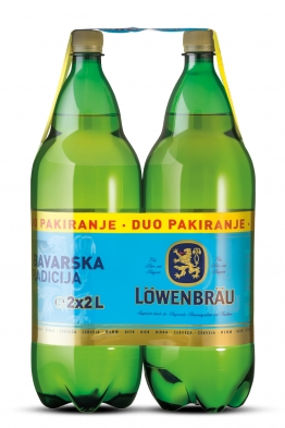 Lowenbrau svijetlo pivo Duo Pack