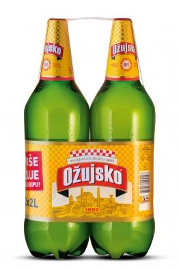 Ožujsko svijetlo pivo Duo pack