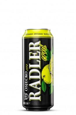 Osječko Black Radler limun
