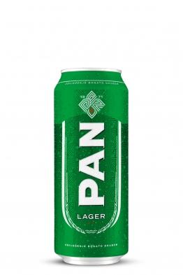 Pan svijetlo pivo