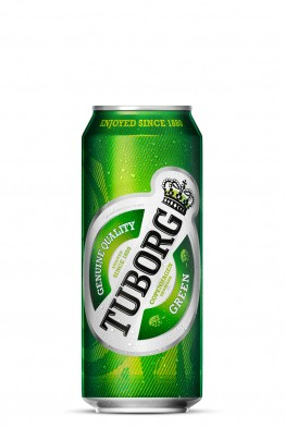 Tuborg Green svijetlo pivo