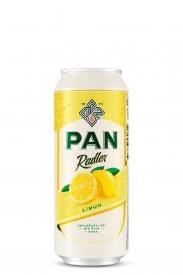 Pan Radler pivo limun