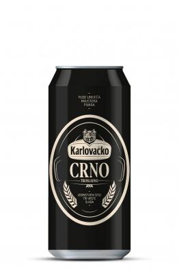 Karlovačko Crno tamno pivo
