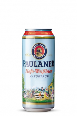 Paulaner Weissbier pšenično pivo
