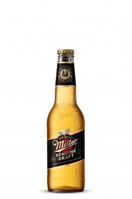 Miller Genuine svijetlo pivo