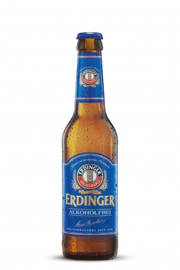 Erdinger Weissbier pšenično bezalkoholno pivo