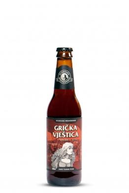 Grička Vještica  tamno pivo
