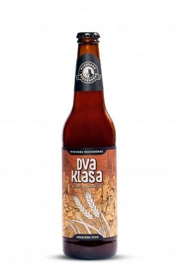 Dva Klasa pšenično pivo