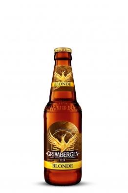 Grimbergen Blonde svijetlo pivo