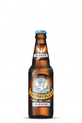Grimbergen Blanche pšenično pivo