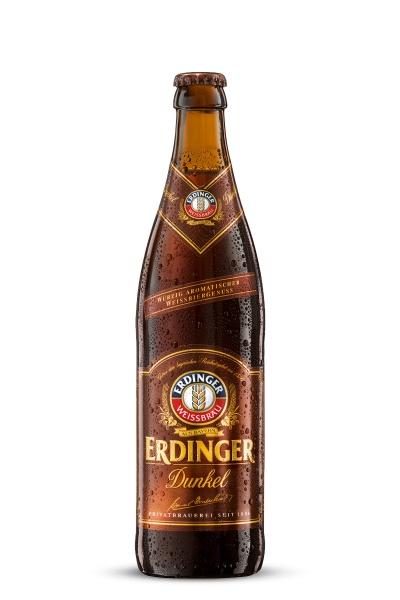 Erdinger Weissbier tamno pšenično pivo