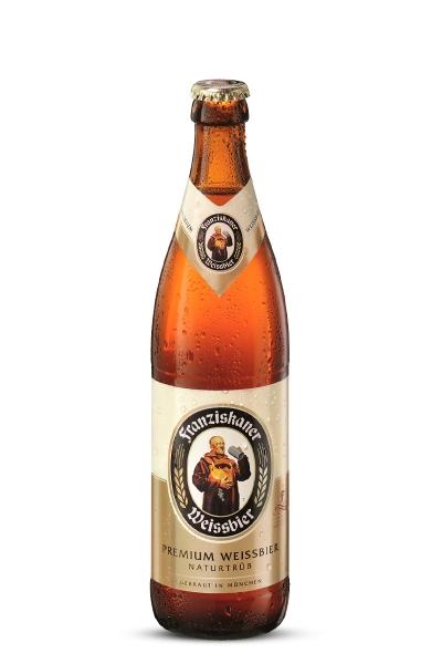 Franziskaner pšenično pivo