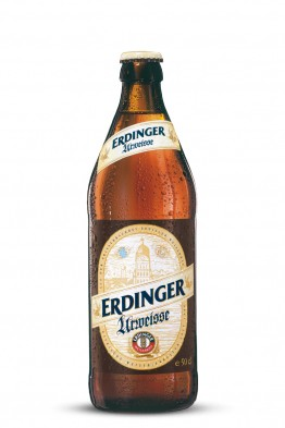 Erdinger Urweisse  pšenično pivo