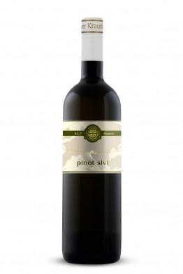 Krauthaker Pinot sivi paralela