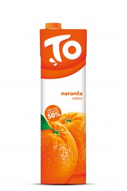 To naranča nektar