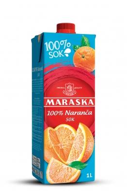 Maraska naranča 100%