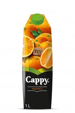 Cappy naranča 100%