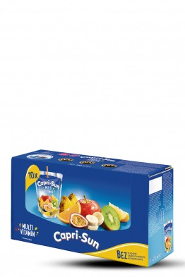 Capri sun multivitamin 10-pack