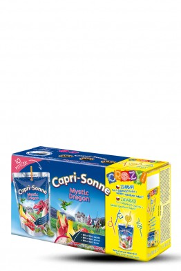 Capri sun Mystic dragon 10-pack