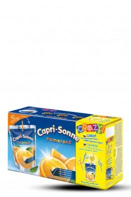 Capri sun naranča 10-pack