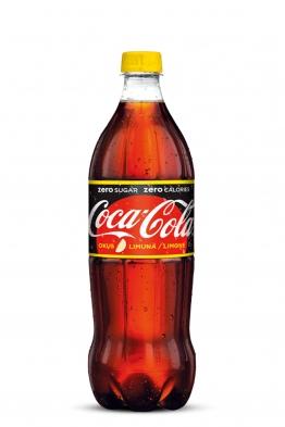 Coca Cola zero limun