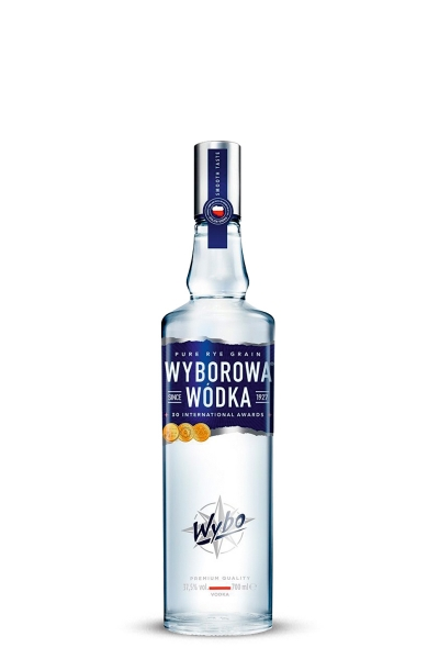 Wyborowa vodka