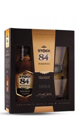 Stock '84 (gift box, 2 čaše)