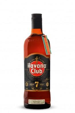 Havana Club Dark 7yo rum