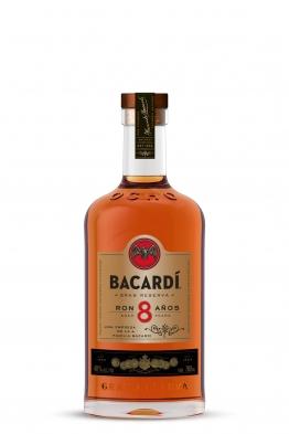 Bacardi Reserva Ocho (8 Annos) rum