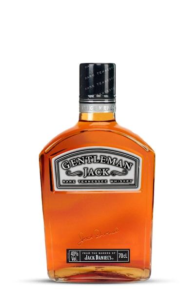 Jack Daniels Gentlemen Jack whiskey