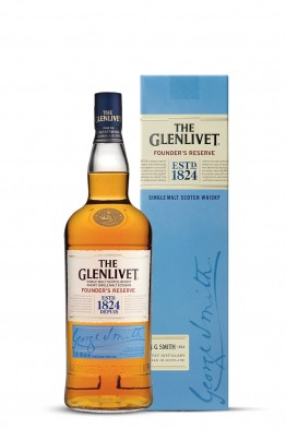 Glenlivet Founders Reserve whisky