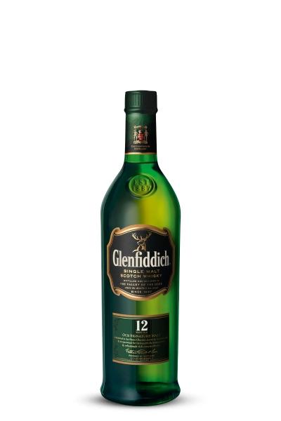 Glenfiddich 12yo whisky