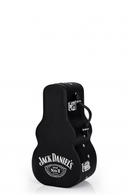 Jack Daniels Guitar Case whiskey