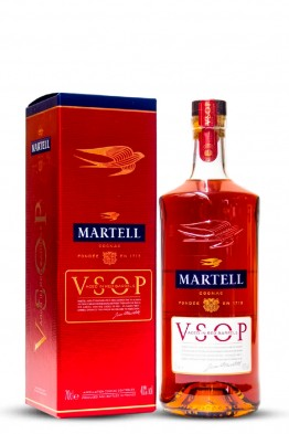 Martell VSOP cognac (gift box)