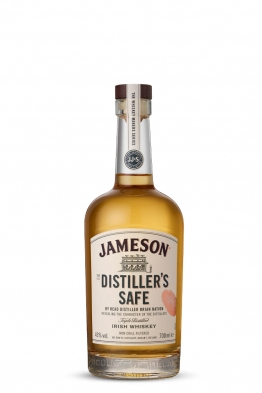 Jameson Distillers Safe whiskey