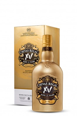 Chivas Regal 15yo XV whisky (gift box)