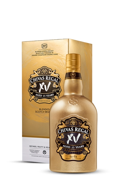 Chivas Regal 15yo XV whisky (gift box)