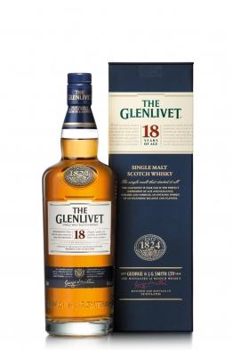 Glenlivet 18yo (gift box)