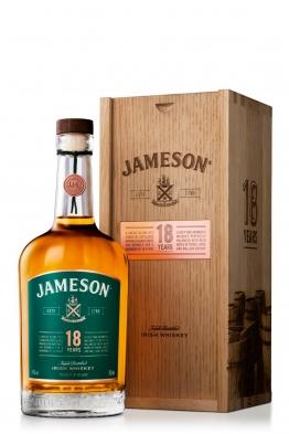 Jameson 18yo whiskey (gift box)
