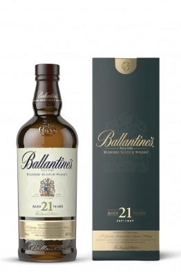 Ballantines 21yo whisky