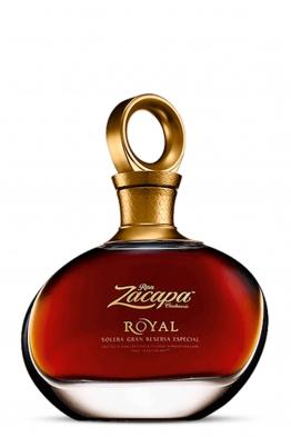 Zacapa Cntr Royal rum