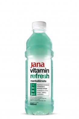Jana vitamin Refresh menta limeta