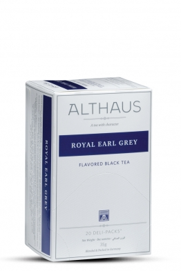 Althaus čaj Earl grey