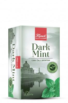 Franck čaj dark mint