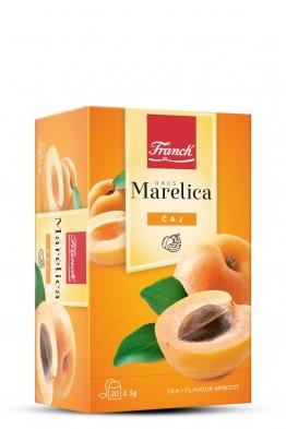 Franck čaj marelica