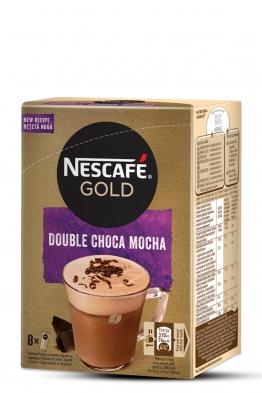 Nescafe Cappuccino double Choco mocha