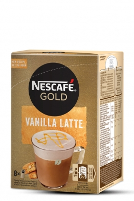 Nescafe Cappuccino Vanilija