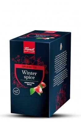 Franck Superiore čaj aromatični šipak